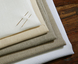 Fabric Basics for Cross Stitching