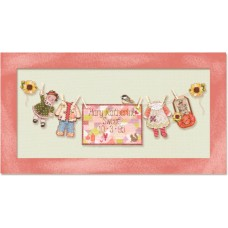 Brookes Books - Autumn Baby Girl Sunshine Line