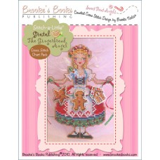Brookes Books - Sweet Treat Angel - Gretel the Gingerbread Angel