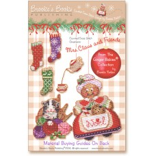 Brookes Books - Mrs Claus & Friend