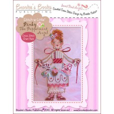 Brookes Books - Sweet Treat Angel - Pinky The Peppermint Angel