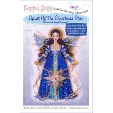 Brookes Books - Spirit of the Christmas Star Ornament