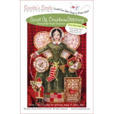 Brookes Books - Spirit of Christmas Stitching