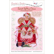Brookes Books - Spirit of Mrs Claus