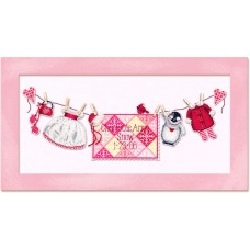 Brookes Books - Winter Baby Girl Sunshine Line