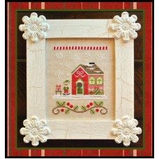 Country Cottage Needleworks - Santa's Village 11 - Elves' Workshop