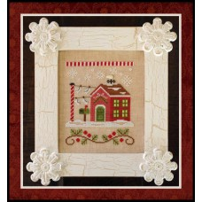 Country Cottage Needleworks - Santa's Village 3 - North Pole Post Office