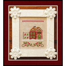 Country Cottage Needleworks - Santa's Village 5 - Santa's Stocking Store