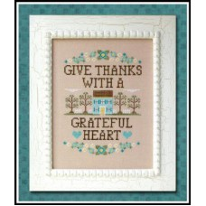 Country Cottage Needleworks - Give Thanks