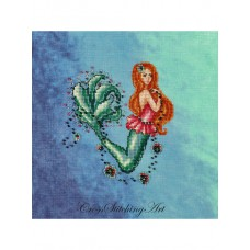 Cross Stitching Art - Aurelia
