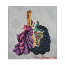 Cross Stitching Art - Eleni, The Beauty of Troy