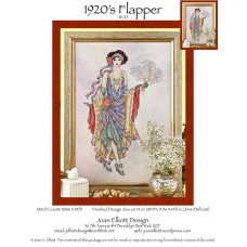 Joan Elliott - 1920's Flapper