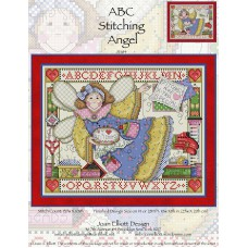 Joan Elliott - ABC Stitching Angel