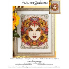 Joan Elliott - Autumn Goddess