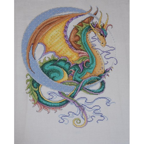 joan elliott celestial dragon