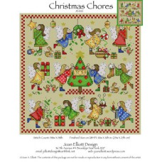 Joan Elliott - Christmas Chores