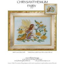 Joan Elliott - Chrysanthemum Fairy