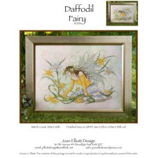 Joan Elliott - Daffodil Fairy