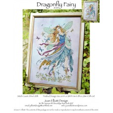 Joan Elliott - Dragonfly Fairy