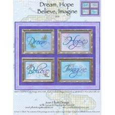 Joan Elliott - Dream Hope Believe Imagine