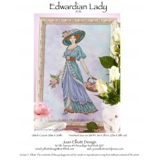 Joan Elliott - Edwardian Lady