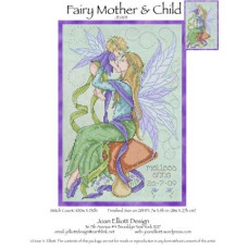 Joan Elliott - Fairy Mother & Child