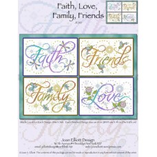 Joan Elliott - Faith Love Family Friends