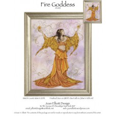 Joan Elliott - Fire Goddess