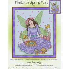 Joan Elliott - Little Spring Fairy