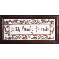 Design Works - Faith Family Friends