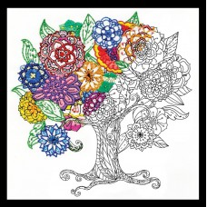 Design Works - Zenbroidery - Tree
