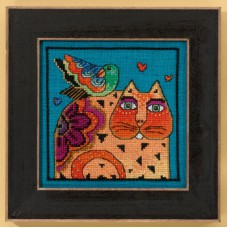 Mill Hill - Laurel Burch - Feathered Friend