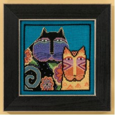 Mill Hill - Laurel Burch - Feline Friends