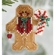 Mill Hill Mini - Winter Holiday - Gingerbread Boy