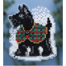 Mill Hill Mini - Winter Holiday - Scottie