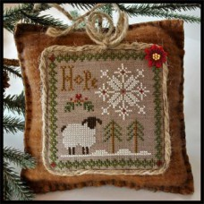 Little House Needleworks - Little Sheep Virtues 1 - Hope