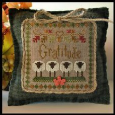 Little House Needleworks - Little Sheep Virtues 11 - Gratitude
