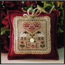 Little House Needleworks - Little Sheep Virtues 2 - Love