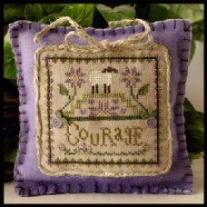 Little House Needleworks - Little Sheep Virtues 4 - Courage