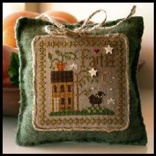 Little House Needleworks - Little Sheep Virtues 5 - Faith