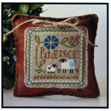 Little House Needleworks - Little Sheep Virtues 7 - Patience