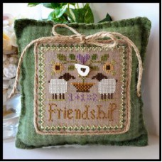 Little House Needleworks - Little Sheep Virtues 9 - Friendship