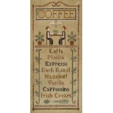 Little House Needleworks - Coffee Menu