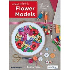 Books - Cross Stitch Flower Models
