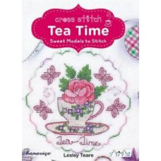 Books - Cross Stitch Tea Time