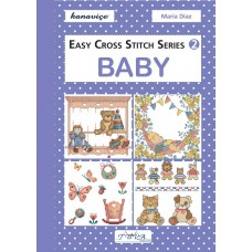Books - Easy Cross Stitch Series 2 - Baby