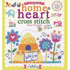 Books - Home and Heart Cross Stitch