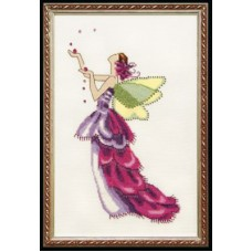Nora Corbett - Spring Garden - Pixie Couture Collection - Orchid