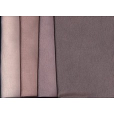 Hand Dye Fabric Collection - Coffee Collection