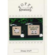Sale - Poppy Kreations - Sheep Stuff